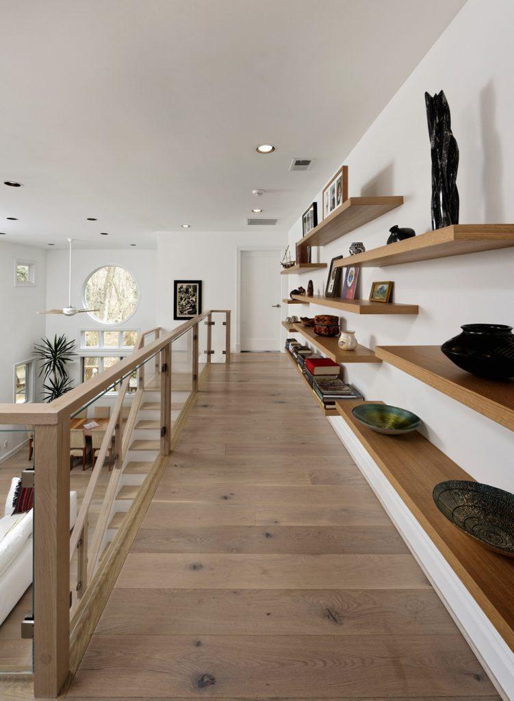 BOWA Design Build Staircase Renovation McLean VA