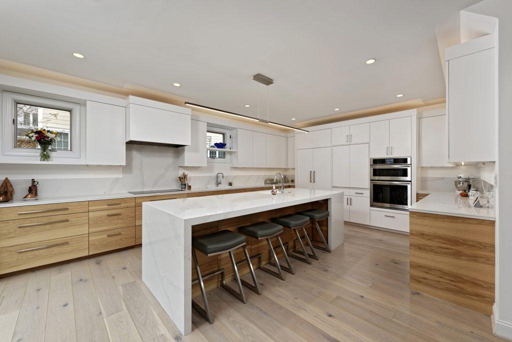 BOWA Design Build Kitchen Renovation McLean VA