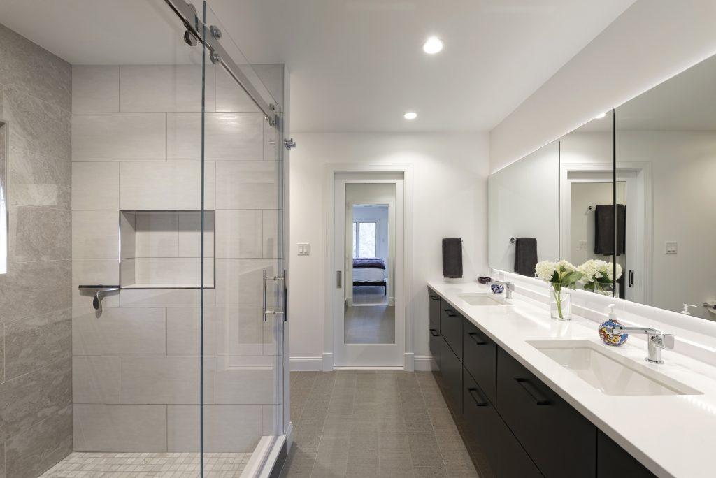 BOWA Design Build Master Bath Renovation McLean VA