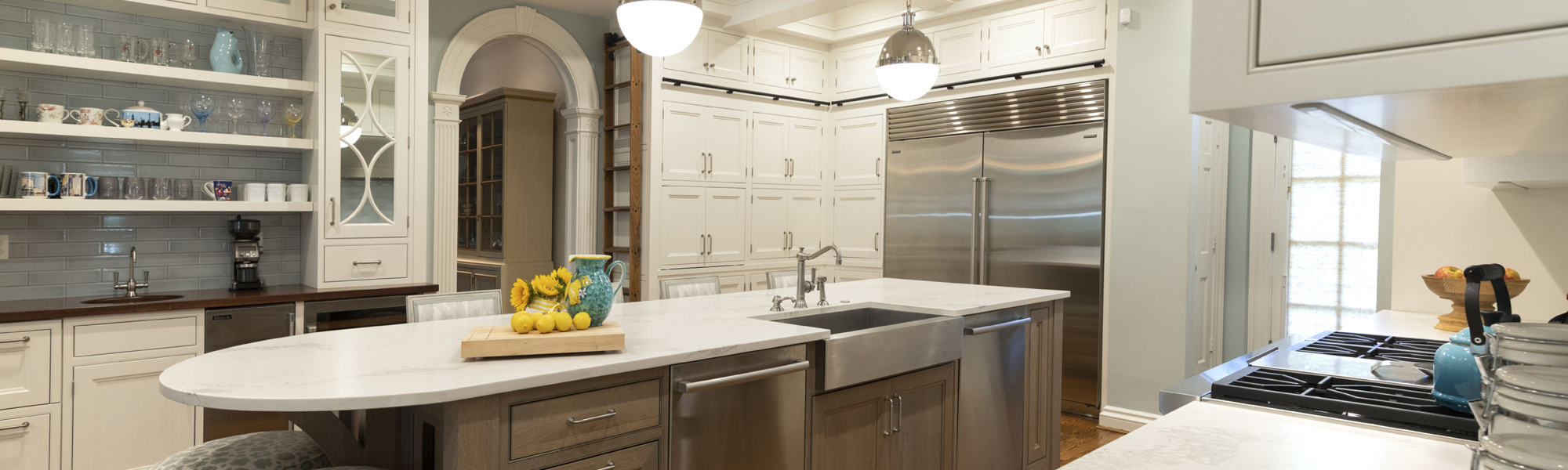 Phased Renovation in Chevy Chase, MD