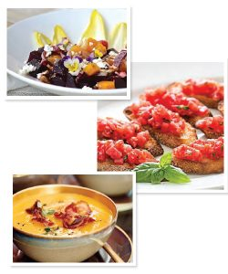 Our Favorite Recipes - Starters