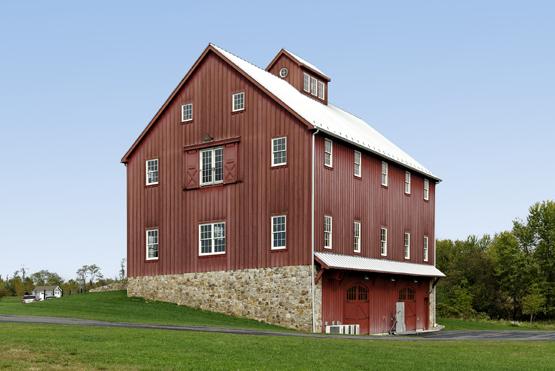 BOWA Barns & Equestrian