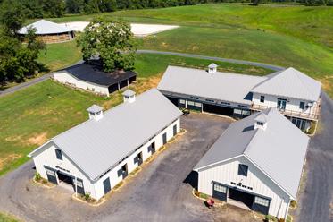 Barn Complex in Middleburg, VA