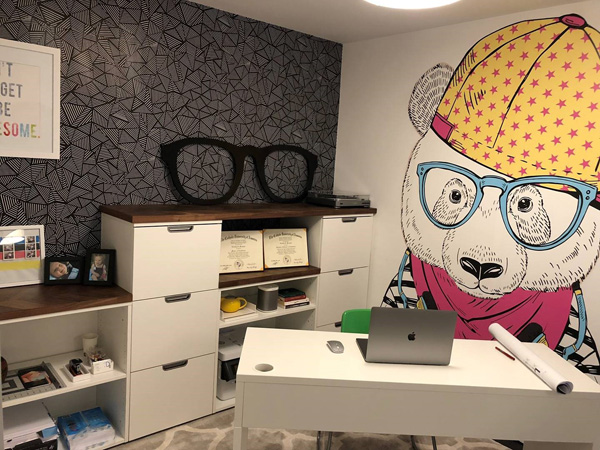 Coronavirus Home Renovations - Create a Home Office