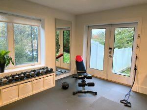 Coronavirus Home Renovations - Create a Home Gym