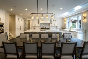 BOWA Design Build Kitchen and Owner's Bath Renovation in Great Falls, VA