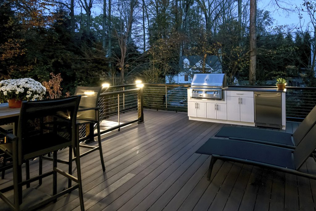 Outdoor Living Renovation in Potomac, MD