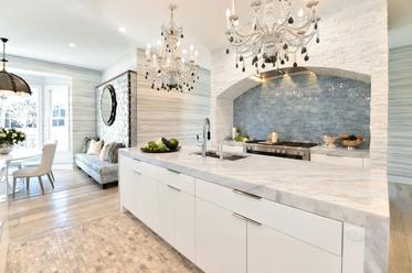 Glamorous Kitchen Renovation in Leesburg