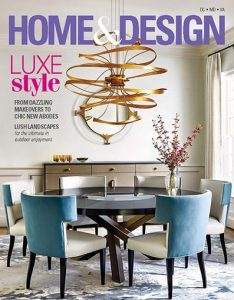 ome & Design Cover featuring BOWA Home