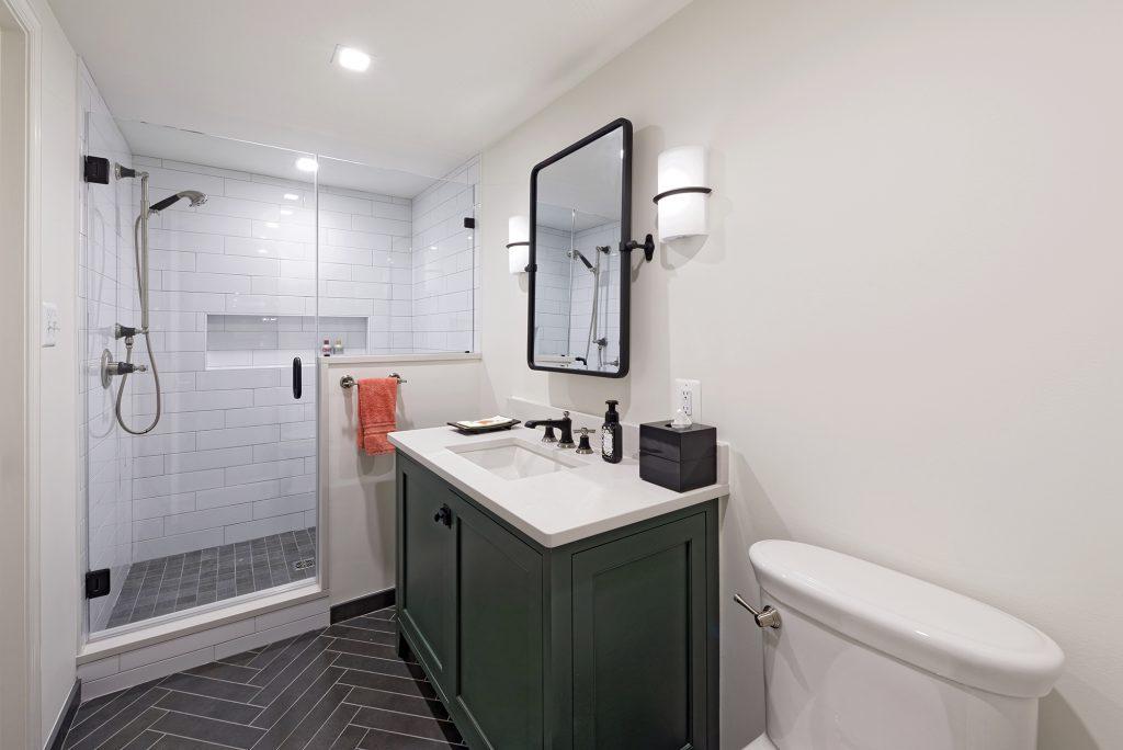 Stunning Kitchen & Basement Remodel in Mclean, VA