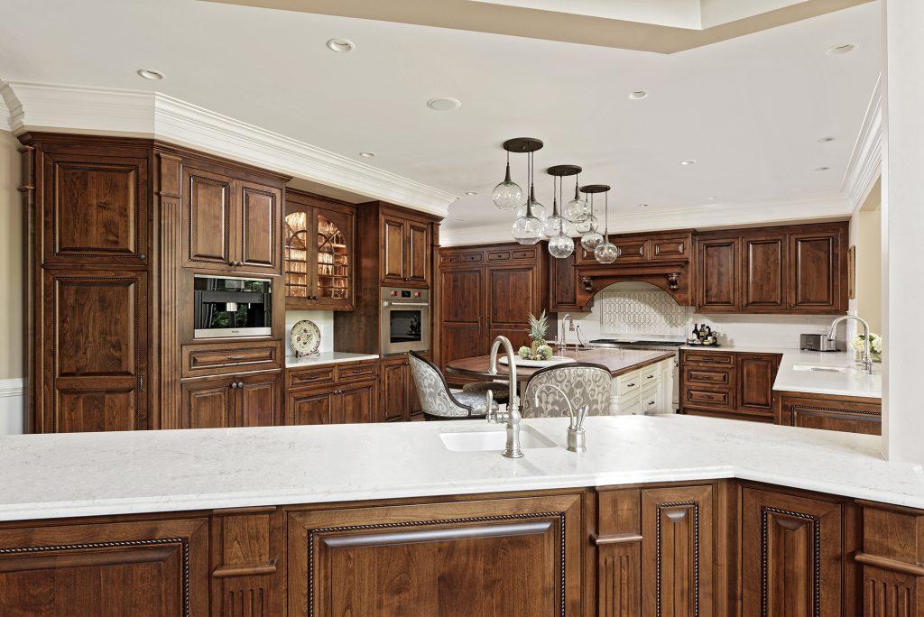 Beautiful First Floor Design Build Remodel In Fairfax, VA