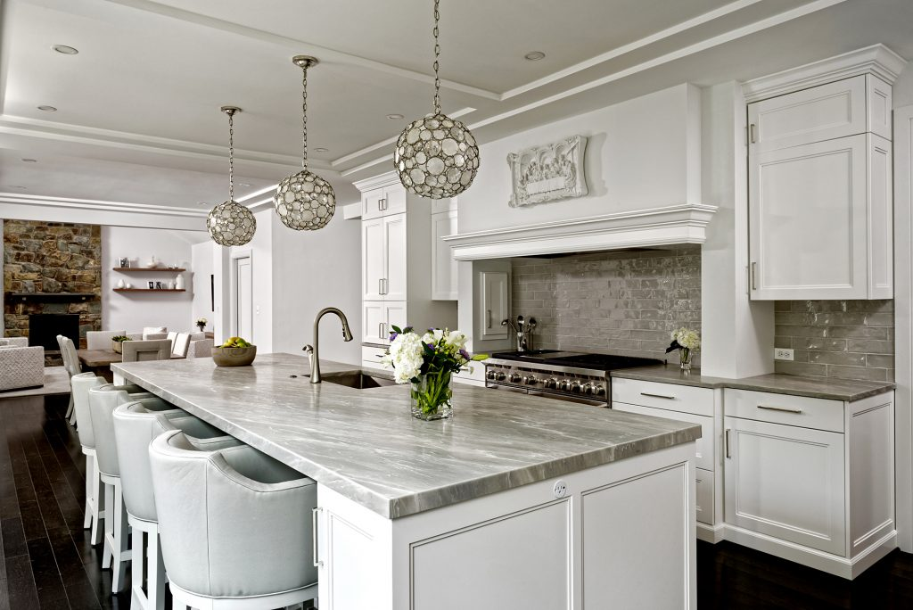 Phased Design Build Renovation of Kitchen and Outdoors in Reston, Virginia